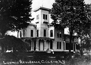 Loomis Residence – Year 1909