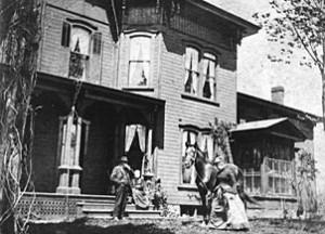 Loomis Residence – Year 1886